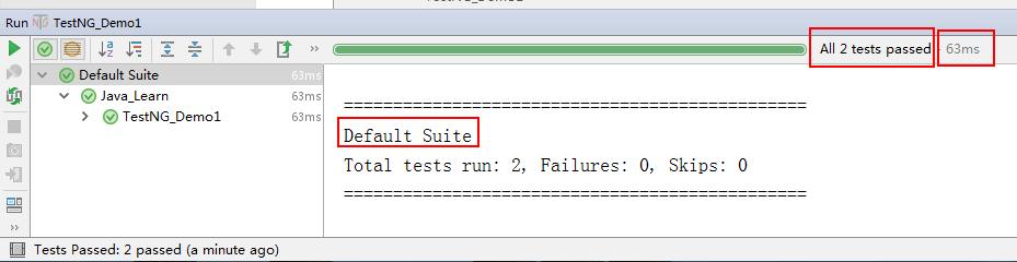 单元测试框架系列教程2-写第一个基于TestNG的用例