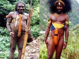 非洲巨阴族, 象人族奇怪的生活方式 解增极蓓