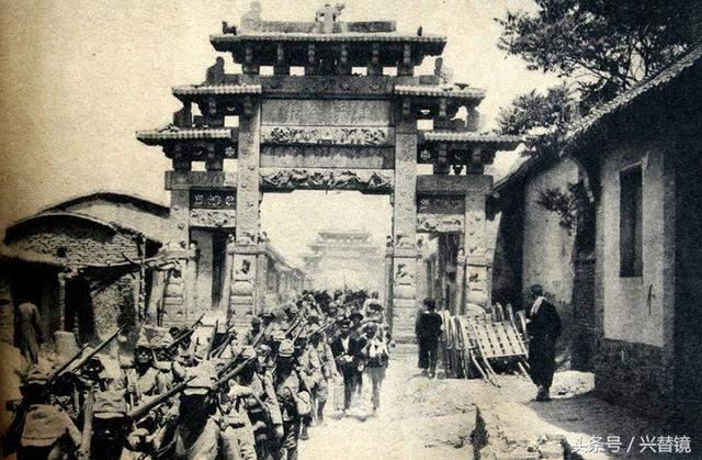 二战几个日军占领一座县城,靠啥