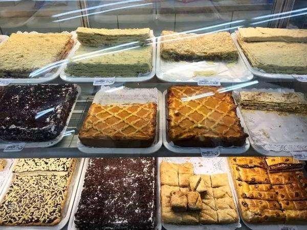 是塔塔尔族的传统糕点