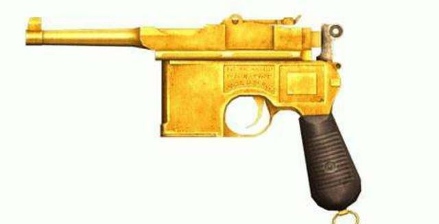 中国赫赫有名的驳壳枪为什么开国后便鸣金收兵了