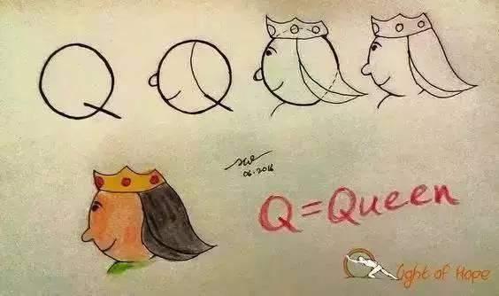 金贝佳 超好玩的字母便简笔画 宝宝学会了画画记住了英文