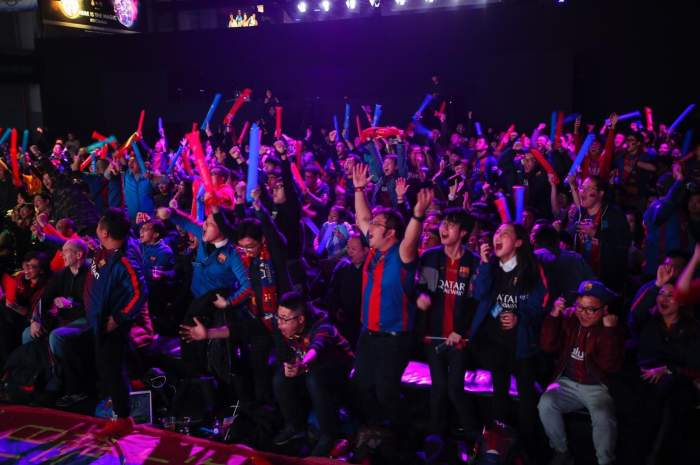 mg电子游戏官网:开启体育娱乐化战略,_西甲将目标对准了中国年轻人