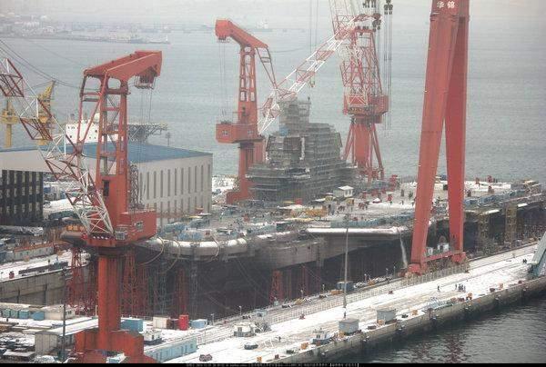 澳门永利赌场:为什么中国能造出核潜艇却造不出核航母?