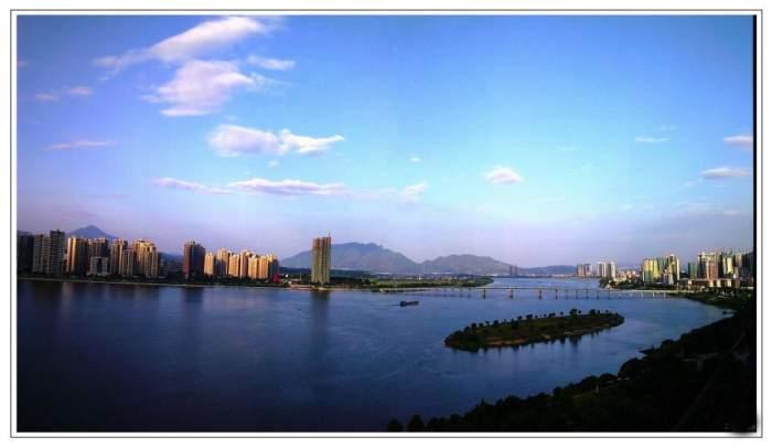 """夏天,珠江三角洲的大多数人都去那里""""漂浮"""""""