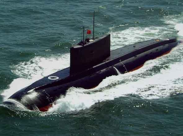 福特号去了今后, 中国水师是怎样应对的?