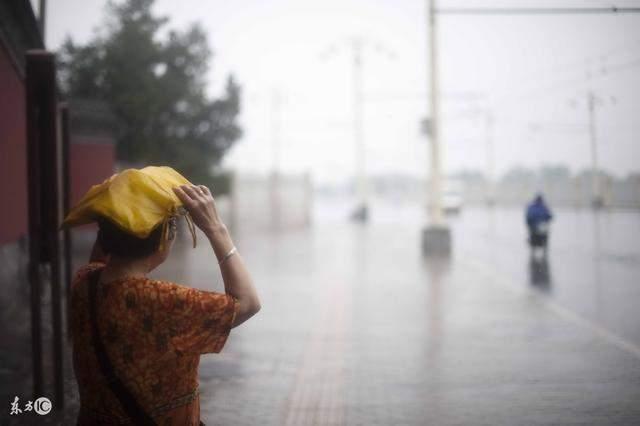 澳门ag电子游艺:行善者,_福相随,_年轻人雨中为老人打伞