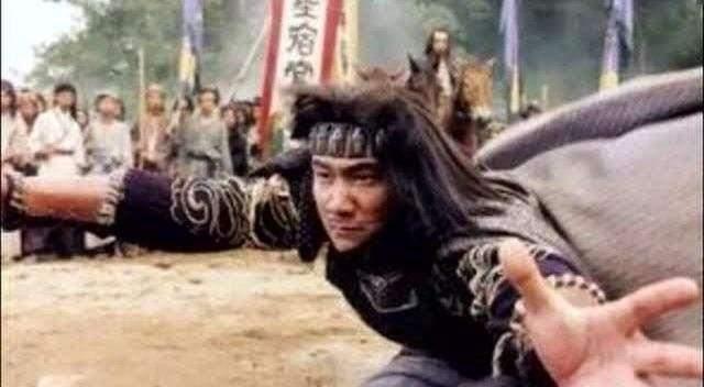 澳门ag电子游艺:唯一能抵挡得住六脉神剑的绝顶高手,_不是扫地僧