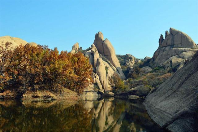 河南十大自然风景区, 感叹自然的天斧神功