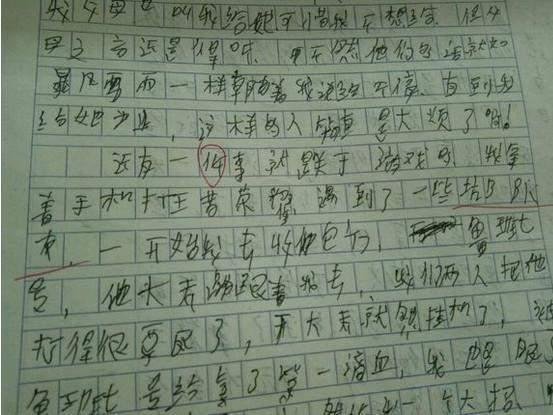 王者荣耀小学生写作文描述被坑经过