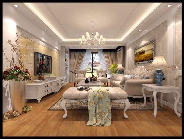 """【导读】客厅是一个居室的灵魂,是人们视线的焦点,对于这个空间装修,是仔细仔细再仔细的,今天小编为您整理了一些新房客厅装修效果图,让我们一起来欣赏一下。 无论空间是大还是小,不是限制设计绝对因素,在客厅装修中,各个细节都是要关注到的,不管是背景墙还是吊顶等等,今天小编为您整理了新房客厅装修效果图,希望能给您的装修带来一些帮助。 [[img DATA-ORIGINAL=""""http://image."""