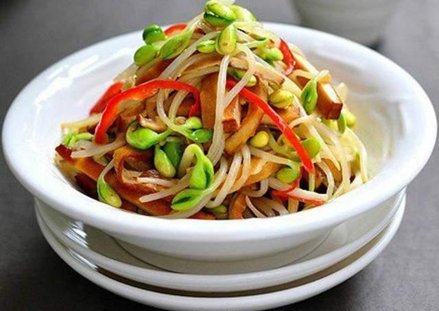 素食菜谱推荐, 让你在大热天里也能清爽下饭不长膘! 美食 第2张