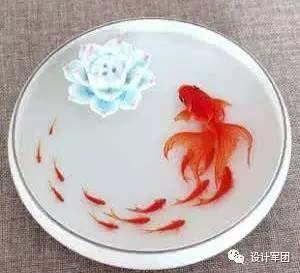 PS制作中国风碗中鱼图标教程