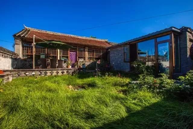 北台村一个不懂设计的村支书, 给老房子安装了一颗年轻的心