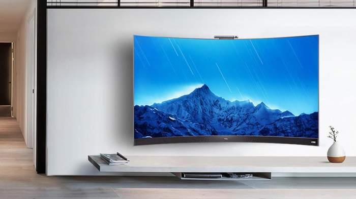 电视机也玩窄边框?这几款观看质量惊艳
