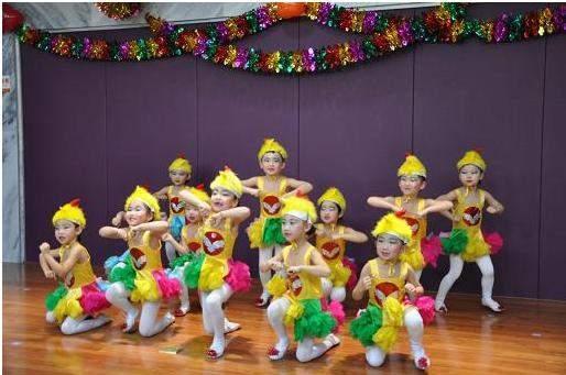 幼儿园中班表演什么舞蹈合适呢?
