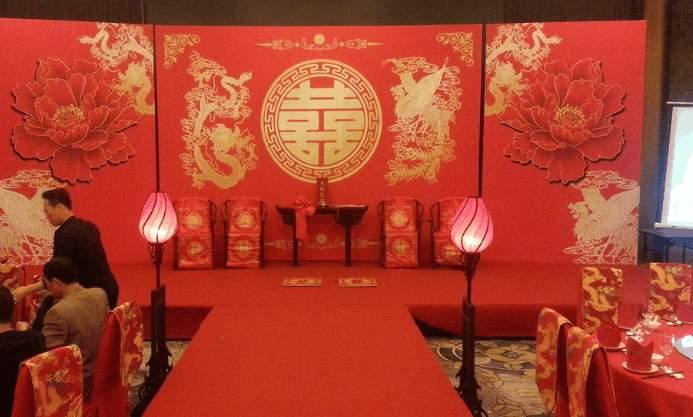 中式婚礼vs西式婚礼, 你喜欢哪个?图片
