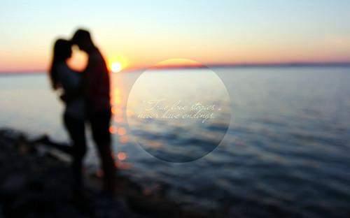你是否是宁愿失去也不会去爱的那类人!
