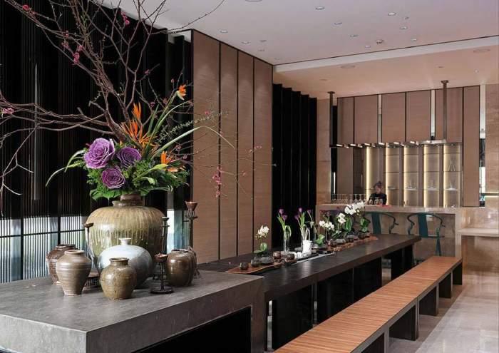 古风茶韵,新中式茶室设计_斯为家_新浪博客