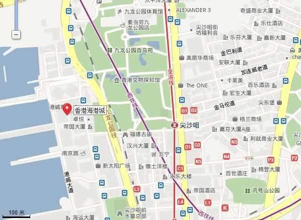 6周去香港海港城基因中心验男女 尖沙咀景点分享