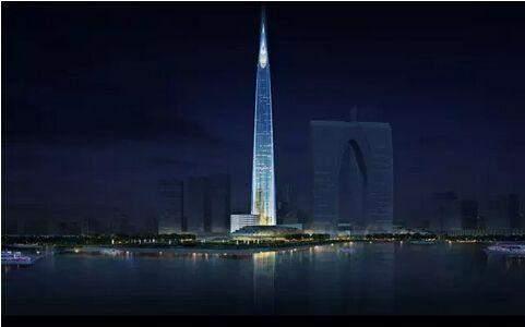 ag电子游戏网址:特别文气的一座城市,_在建摩天大楼最高处729米