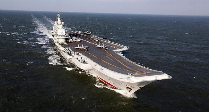 中国航母一款新神器引发外媒强烈关注 不怼机舰专切鱼虾