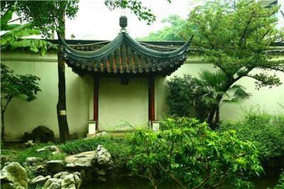 中国传统古典园林中的明珠—亭