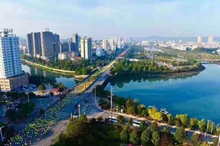 武汉咸宁风景区
