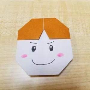 儿童手工制作纸制头盔