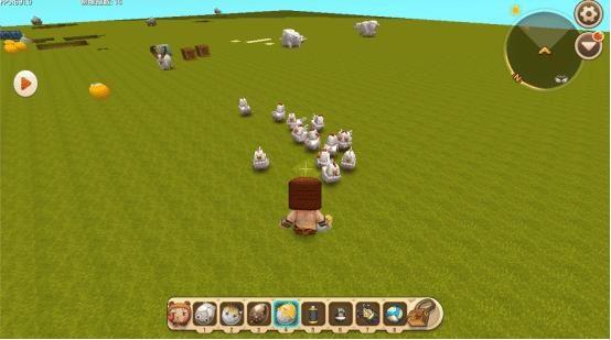 迷您世界: 游戏中的两种奇异的讲具, 穿上今后便能够变鸡了
