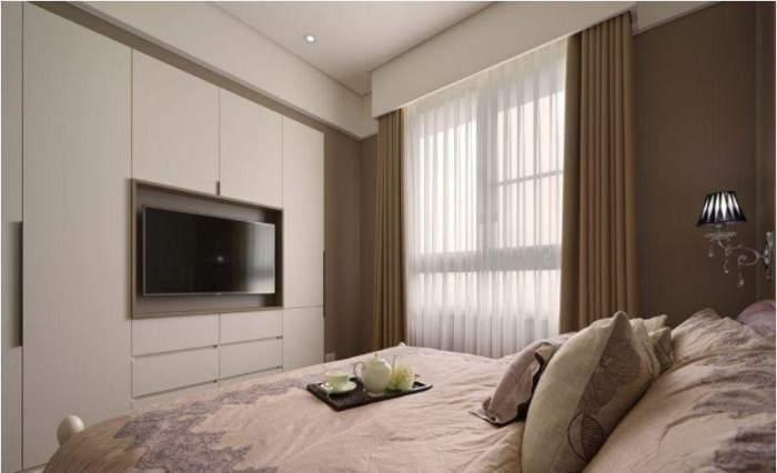 电视背景墙设计,越简单越有逼格!