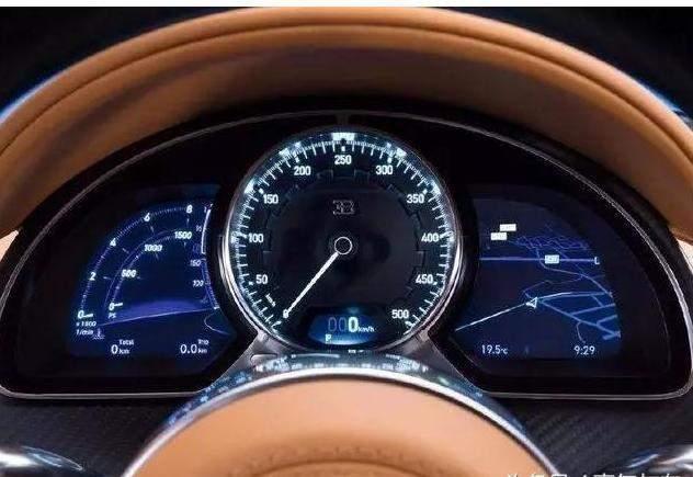 全球最美的十大汽车仪表盘, 第一名表示: 在座的各位都是辣鸡!