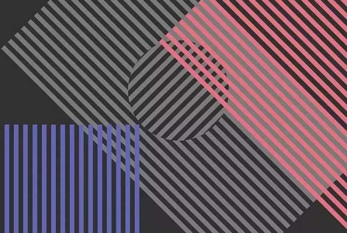 平面设计基础系列:三大构成之点线面详解