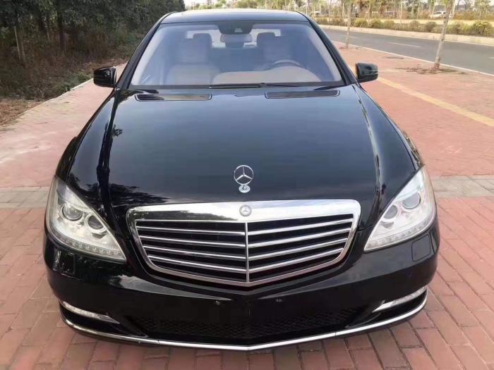 花13万买12年奔驰S400,开回家一看觉得大赚,大家看值吗
