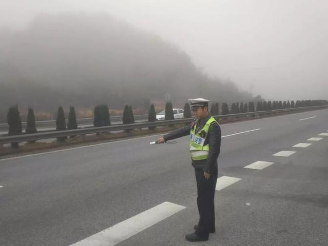 雨雪雾天气,在高速上开车对速度有什么规定?具体来看看