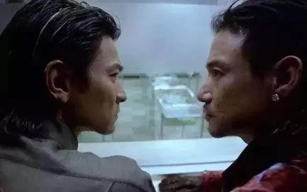 这部电影中,刘德华只能当配角,张学友一路开挂插图4