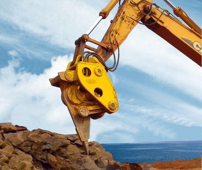 智造问答|挖机液压破碎锤磨合期使用保养都有哪些注意事项