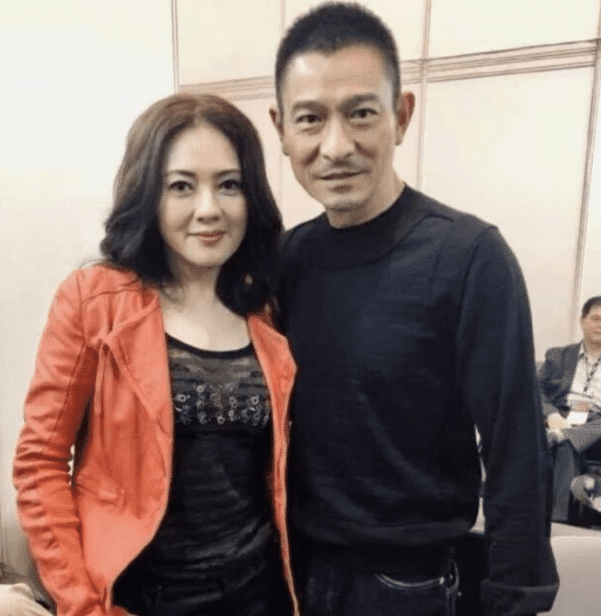 31岁刘德华遇上26岁最美李丽珍,如今58岁刘德华再见53岁李丽珍