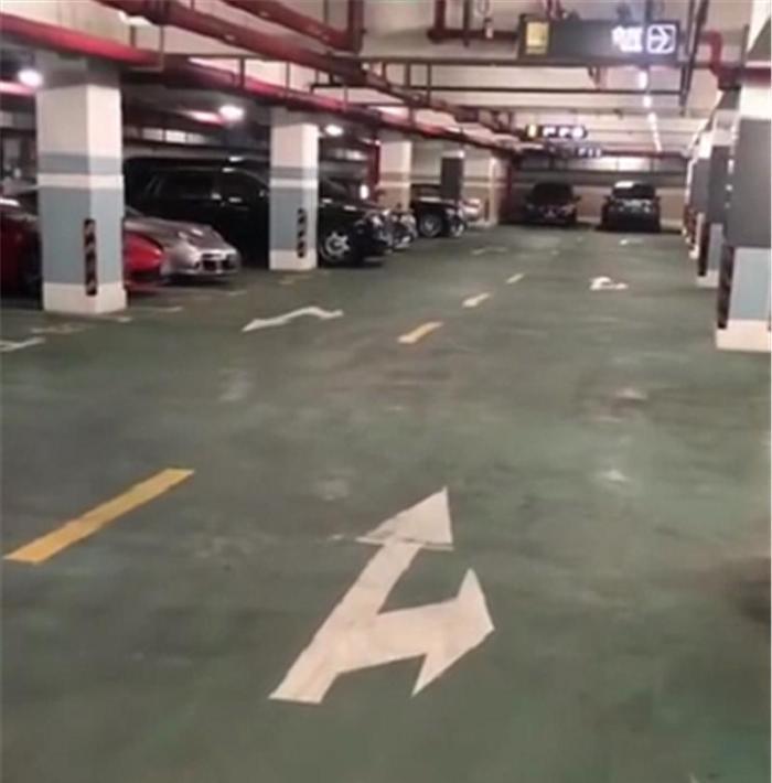 上海汤臣一品车库一角,每台车不低于百万,最贵1800万保时捷918