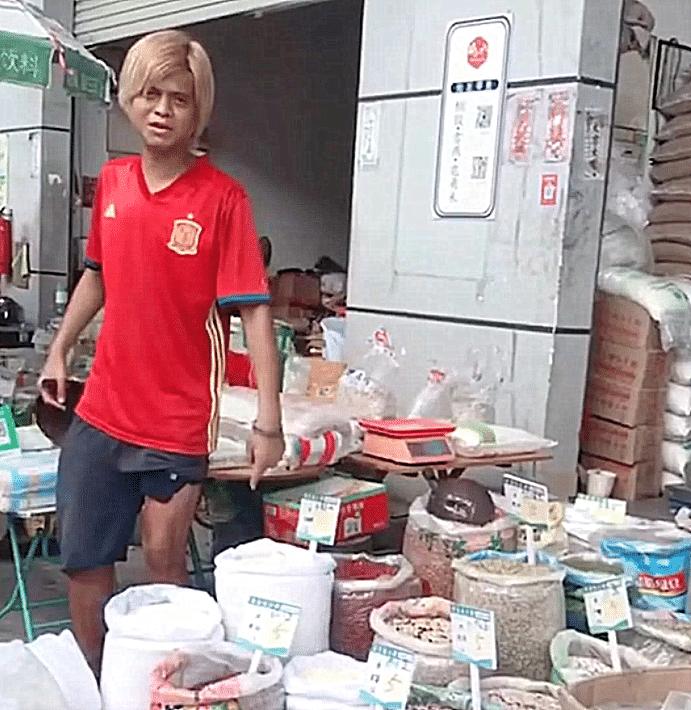 """南宁罗志祥爆红,不想当网红,但被疯狂""""消费""""!"""