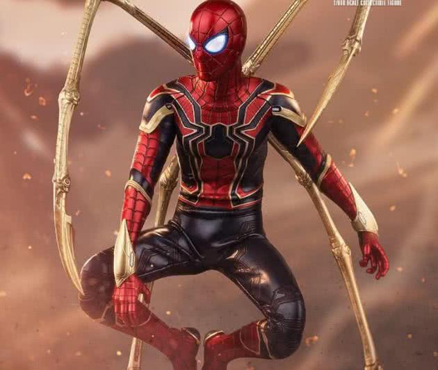 同样是蜘蛛侠:英国太帅,美国经典,日本的是来搞笑的吗?