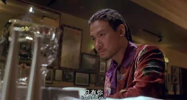 这部电影中,刘德华只能当配角,张学友一路开挂插图6