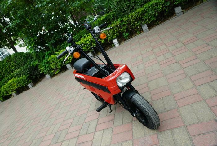 本田摩托车后备箱,本田折叠摩托车多少钱