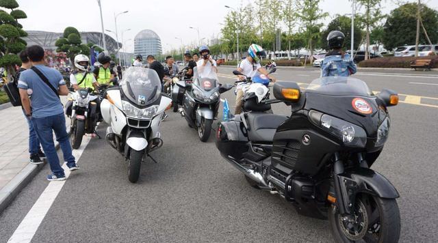 摩托车交通违法行为,骑摩托车有违章吗