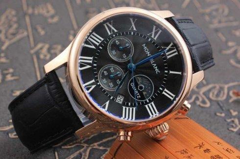 万宝龙手表怎么样 带你走进万宝龙手表品牌