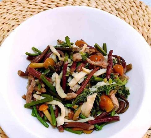 """这种蔬菜自带""""毒素"""",清热杀菌,为了健康别偷懒,一定要焯水!"""