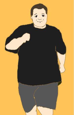 体重偏大的男生如何快速刷脂减肥?体能训练是关键