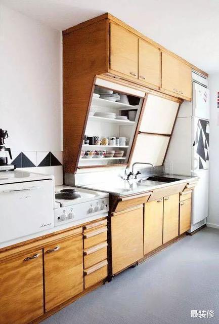 网赚平台:厨房橱柜这样设计最让...
