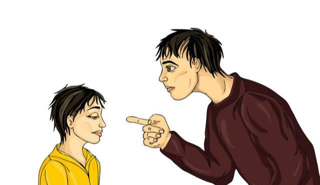 教育孩子,请勿惩罚