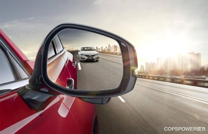 汽车后视镜一条线是什么,后视镜看不到地上的线